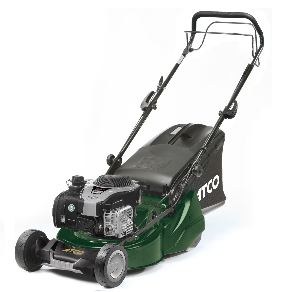 Atco Liner 18s Petrol Mower Products New Forest Garden