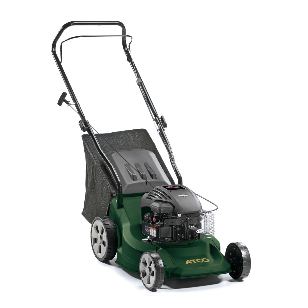 Atco Quattro 15 Petrol Mower Products New Forest
