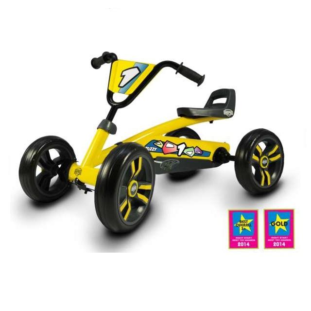 BERG Yellow Buzzy