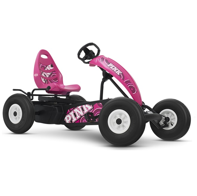 BERG-compact-pink-bfr GO-KART