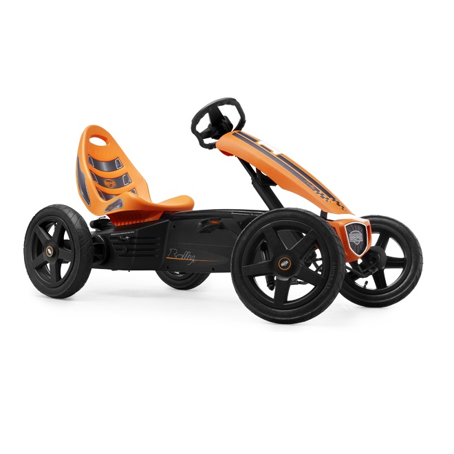 BERG-rally-orange GO-KART