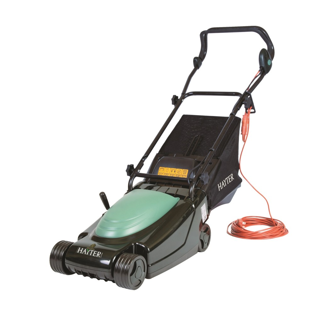 Hayter Envoy 36 Electric Roller Mower Products New