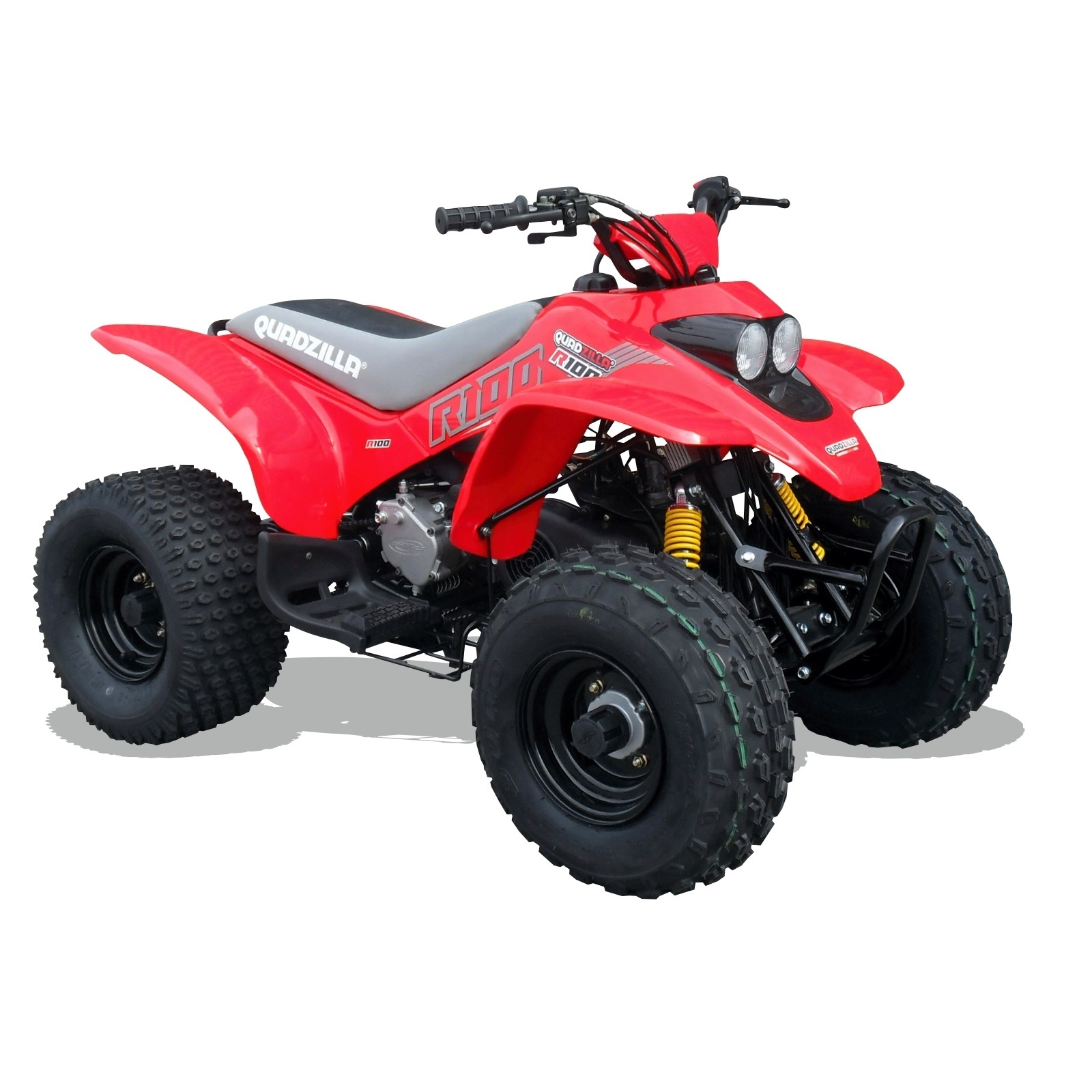 QUADZILLA 2015 R100 RED