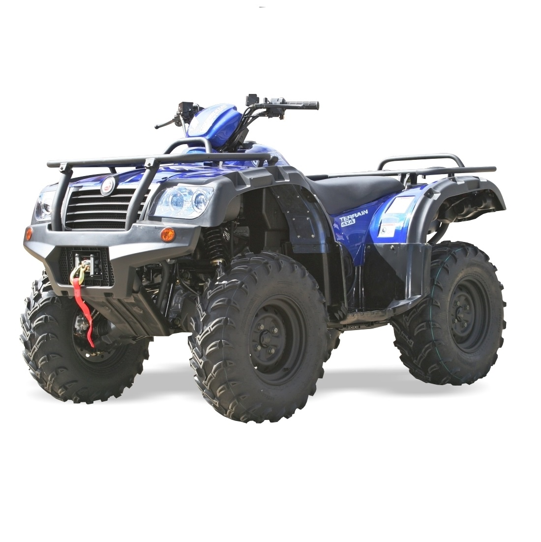 QUADZILLA-TERRAIN-500 Road Legal Quad
