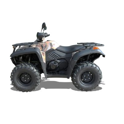 Quadzill TERRAIN-600 Road Legal Quad