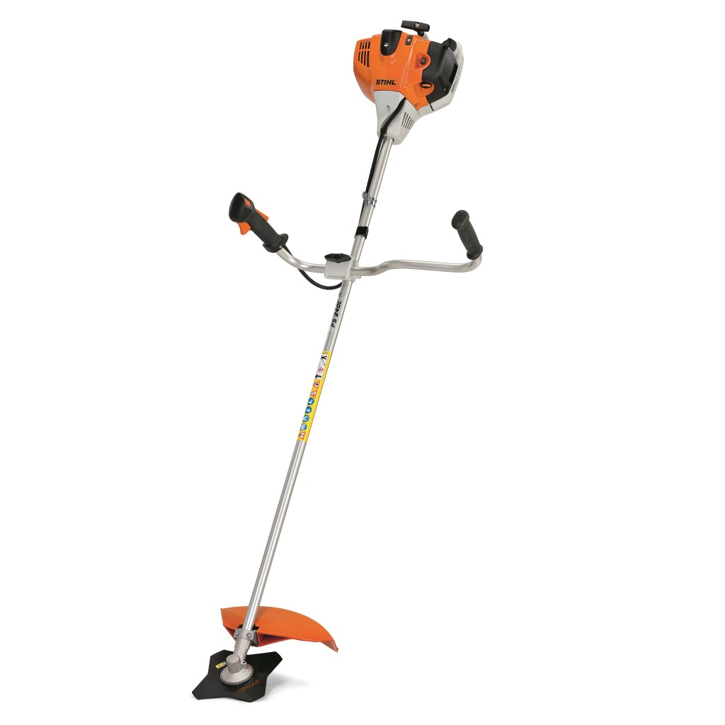 Stihl Fs240c E Petrol Brushcutter Products New Forest