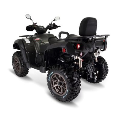 TGB Blade 1000LT IRS EFI STD rear black 4x4
