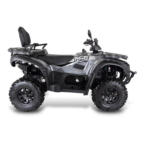 tgb blade 600lt 4x4 eps deluxe road legal quad products new forest garden machinery ltd. Black Bedroom Furniture Sets. Home Design Ideas