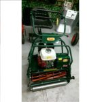 Used WEBB 24 Cylinder Mower