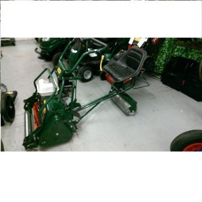 Used WEBB 24 Cylinder Mower