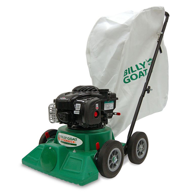 Billy Goat LB352 Petrol Vacuum
